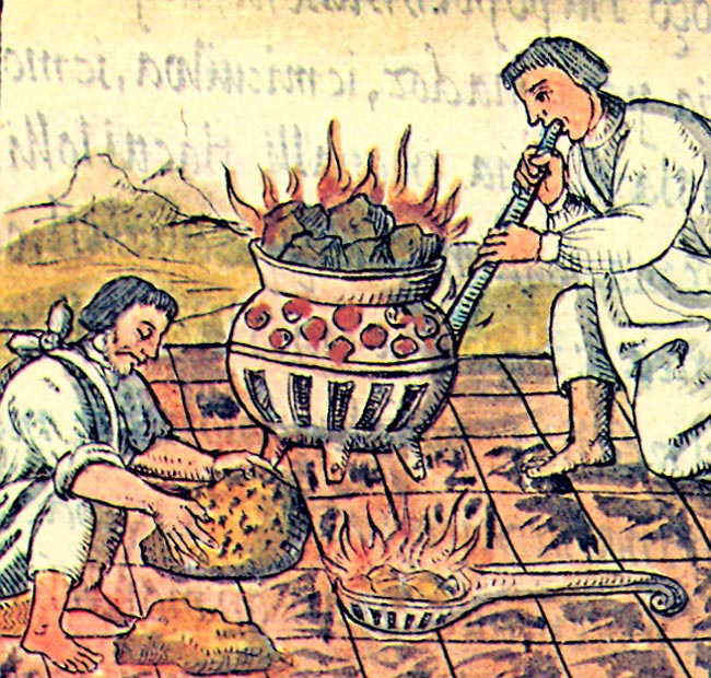 a history of marketing and trade in the aztec empire The aztec empire 2  aztec or inca•trade and markets were more developed•developed more metal working skills•developed a writing  individuals in history.