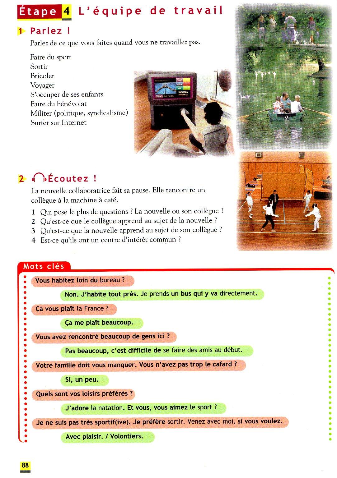 Exceptionnel F331 French Business - le français des affaires SK01