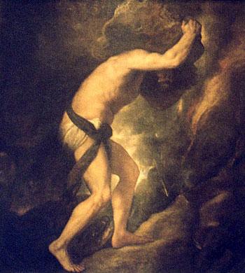 Mythes et mythologies de comptoir. - Page 2 Sisyphe